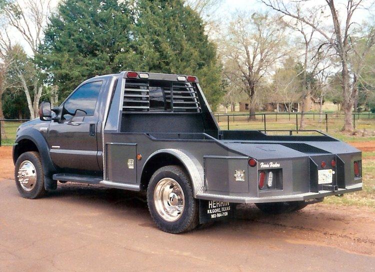 Herrin Truck Beds